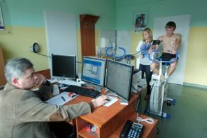 Ergospirometria dla sportowców w Poradni Medycyny Sportowej ETERMED w Gdańsku