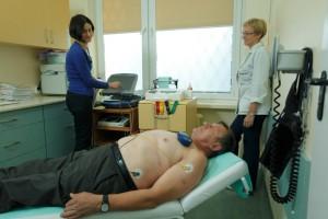 kontrola kardiowertera serca w Gdansku
