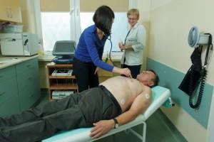 Kontrola stymulatora serca