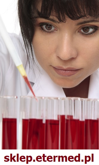 laboratoryjne badanie krwi