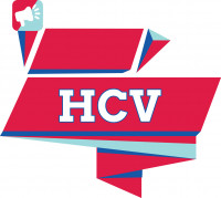 Text sign showing Hcv. Conceptual photo Infective agent that cause the inflammation of the liver Viral infection