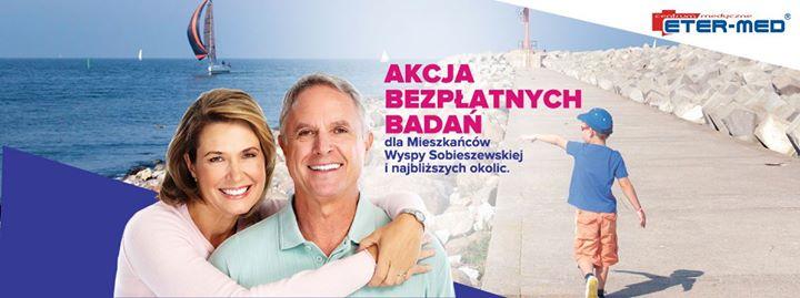 Akcja Bezpłatnych badań i konsultacji specjalistów na Wyspie Sobieszewskiej