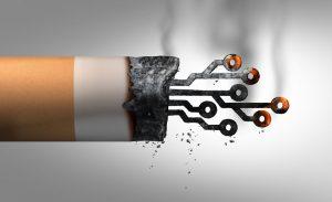 beznikotynowe e-papierosy niszczą płuca