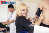 przychodnia, Etermed, Gdańsk, Trójmiasto, pielęgniarka, recepty, leki stałe, gabinet zabiegowy