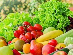 Jedząc odpowiednie porcje warzyw i owoców wydłużasz swoje życie!