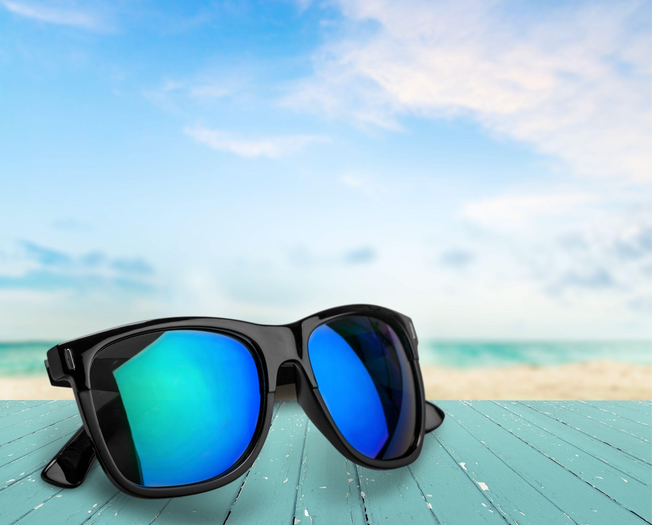 Nie wszystkie okulary przeciwsłoneczne są bezpieczne dla