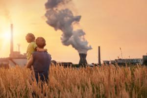 Smog uszkadza prace układu oddechowego, ale nie tylko!
