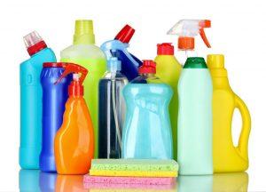 Szkodliwe substancje w detergentach