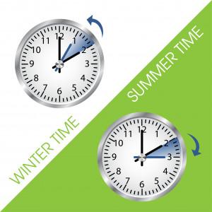 Zmiana czasu - przestawiamy zegary